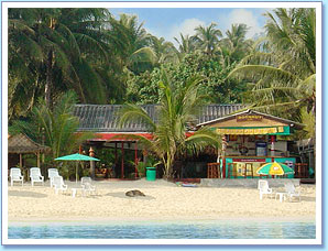 Moonhut Beachfront Restaurant and Beach Bar
