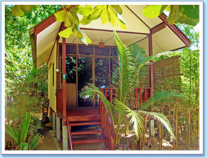 Standard Air-Conditioned Bungalow at Moonhut Resort